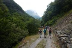 Alpi Apuane. Sentiero Maraini - Giugno'14