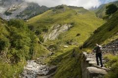 APUANE: Ferrata del Monte Contrario settembre 2014