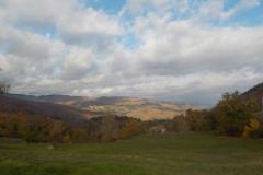 Casentino. Pretella-Monteborgnoli-Badia Tega. Novembre'17