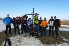 Ciaspolata Lago Scaffaiolo Feb'17