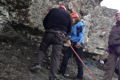 Introduzione all'Arrampicata su Roccia.  Maggio '14