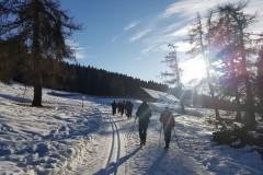 Dolomiti. Obereggen. 16-19/01/20