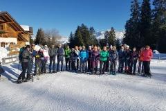 Dolomiti. Obereggen. 16/19-01-20