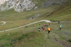 Dolomiti. Val di Fassa - Passo Pordoi. Settembre'14