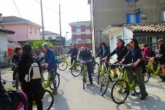 Escursione in bicicletta nel Delta del Po Marzo'14