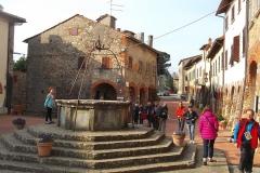 Il percorso della memoria. Civitella-S.Pancrazio.  25-04-15