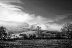 Le Balze in bianco nero di FRANCESCO GRANELLI