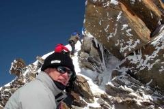 Monte Rosa cima Zumstein 18-19 luglio 2009