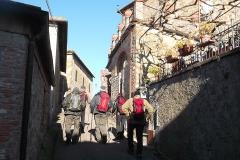Montebenichi, Martedì grasso.  Febbraio '15