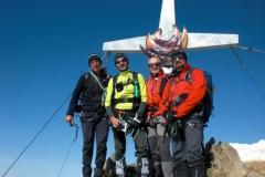 Val Senales salita alla PALLA BIANCA 11-12-13 Luglio 2013