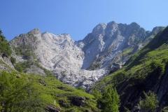 Parco Regionale delle Alpi Apuane - Ferrata del Monte Contrario