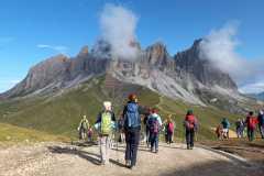 Settimana  verde in Val di Fassa. 21-28 Agosto