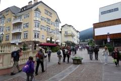 Settimana verde.  Val Gardena.  Agosto '15. (parte 1)