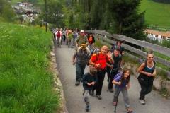 Settimana verde. Val Gardena. Agosto '15. (Personaggi 2)