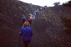 Sicila. Trekking sull'Etna. Ottobre '19