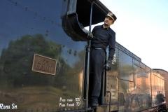 Siena con treno a vapore.Giugno'19