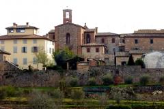 Siena. Montagnola: Sovicille-Villa Cetinale. Marzo '15