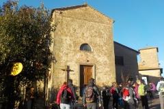 Toscana.Chianti.Anello di Volpaia. Gennaio '17