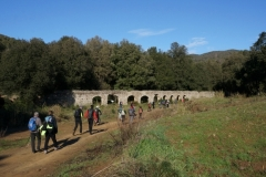 Toscana. Sentieri di Castiglione della Pescaia. Febbraio '18