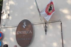 Toscana.Anello di Fonterutoli.Settembre'18