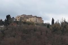 Toscana.Panorami su Siena. Febbraio '19
