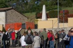 Toscana. Pasquetta in Valdambra. Aprile '17