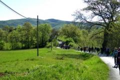 Toscana.Pasquetta in valdambra. Aprile '17