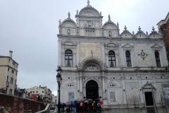 Trekking a Venezia. 9 Aprile '16