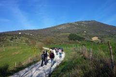 Umbertide ed il Monte Acuto  Marzo'14