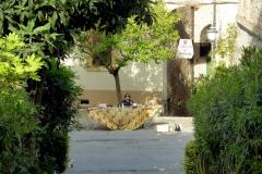 Umbria. Bevagna-Montefalco. Maggio 15