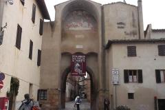 Val d'Orcia. Da Pienza a Montepulciano.  Dicembre '14