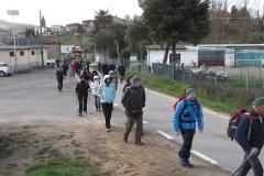 Valdambra - escursione di Pasquetta. Marzo '15