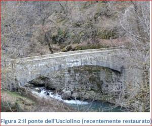 Figua 2 Il ponte dell'Usciolino