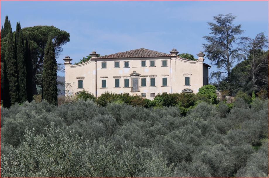 Villa Castiglioncelli