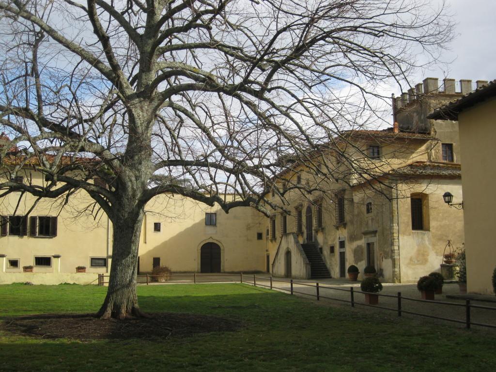 Villa di Montozzi