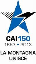 Logo CAI 150°