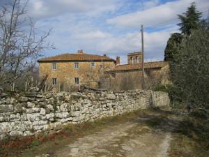 Il Castello di Castiglion Alberti