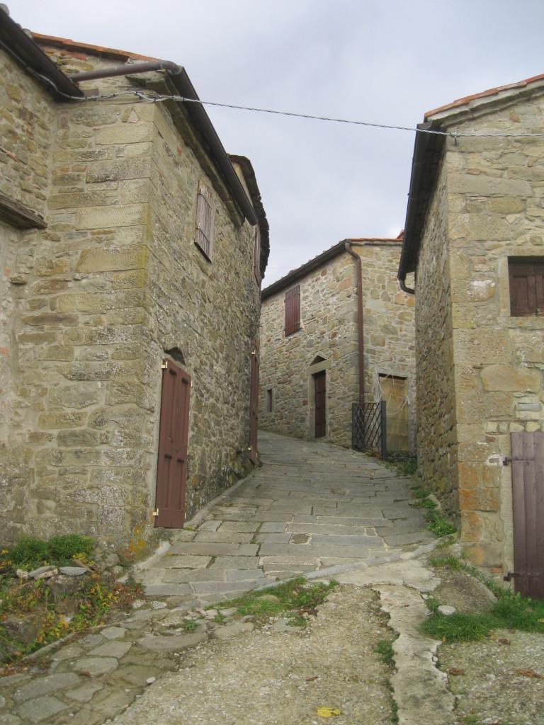 Il borgo di Galligiano