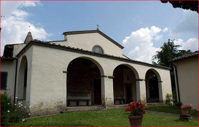 La Chiesa di Lucolena