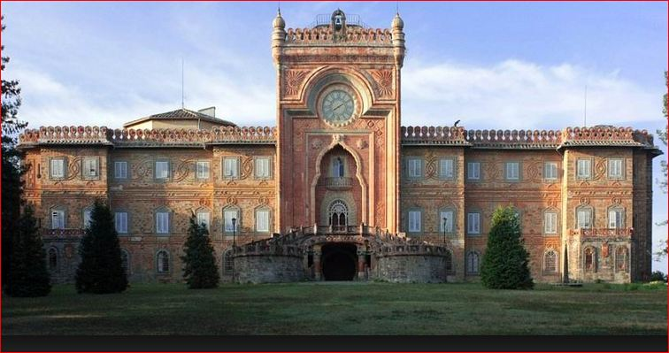 La Villa castello di Sanmezzano