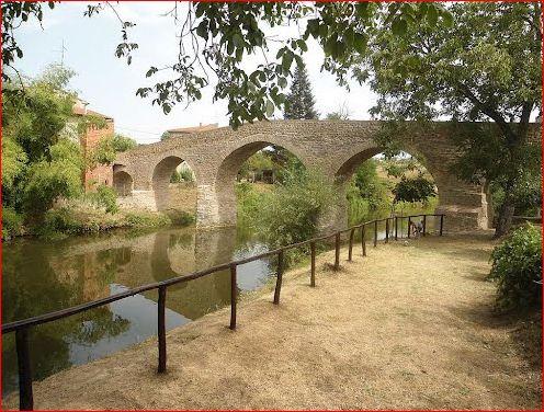 Il ponte romanico di Pogi