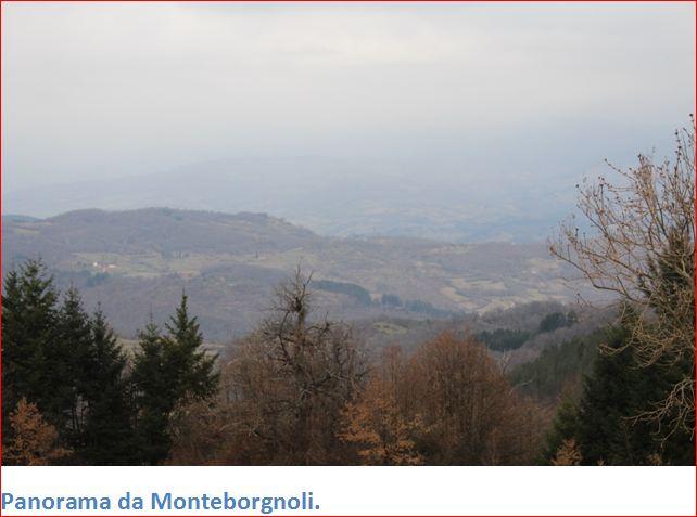 Panorama Monteborgnoli