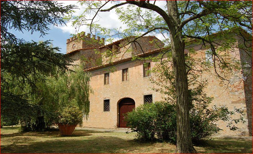 La Villa Cini Bucine