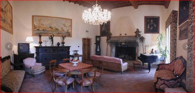 Villa Fabbroni interno
