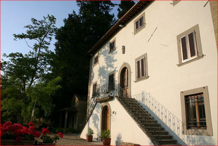Villa Pepi facciata