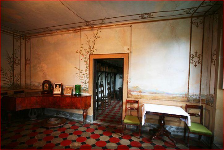 Villa Pepi interno2
