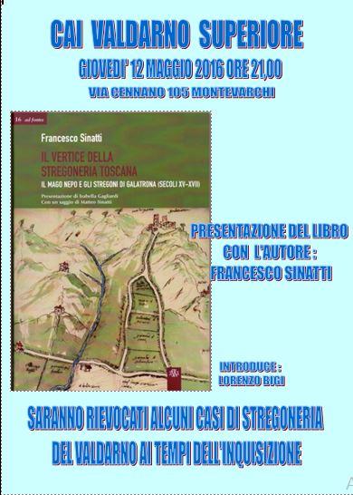 Locandina Libro Sinatti